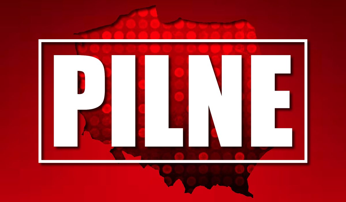 Wypadek polskiego wojska! Auto leży na boku