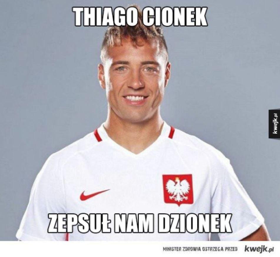 MEMY po meczu Polska-Senegal