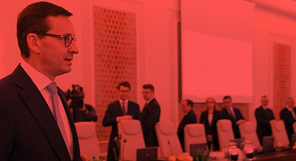 Kaczyński odchodzi. PiS się rozpada