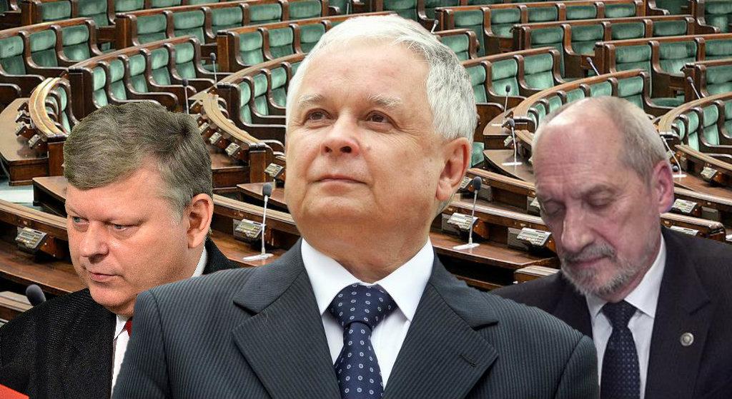 """Ale afera! Kaczyński o swojej partii: """"Ludzie niezupełnie zdrowi na umyśle"""""""
