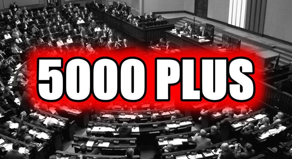 Już nie 500 plus a 5000 plus! Musicie spełnić tylko jeden warunek