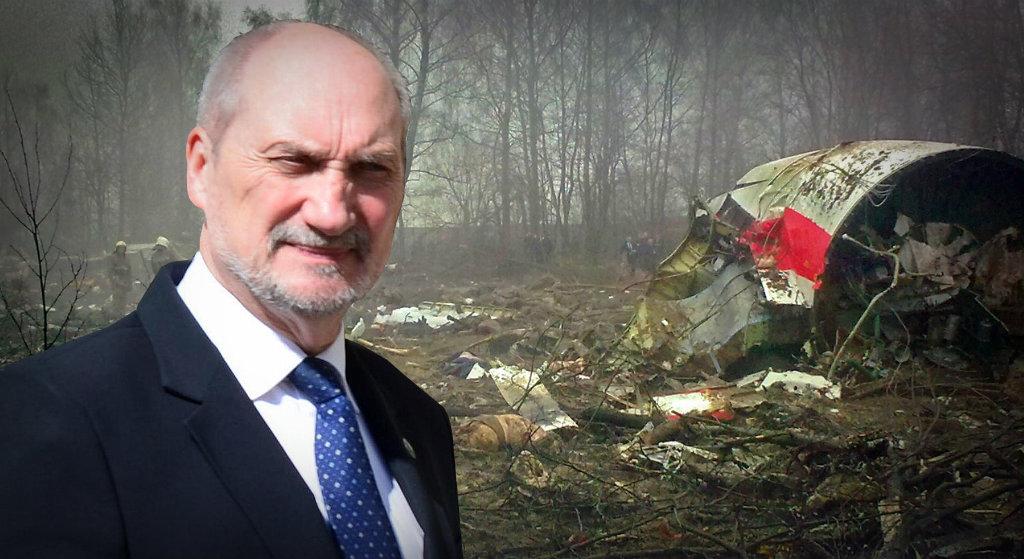 Co ukrywa Macierewicz? Szokujące doniesienia ws. katastrofy smoleńskiej