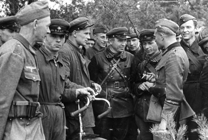 II wojna światowa: Legendarne zdjęcia