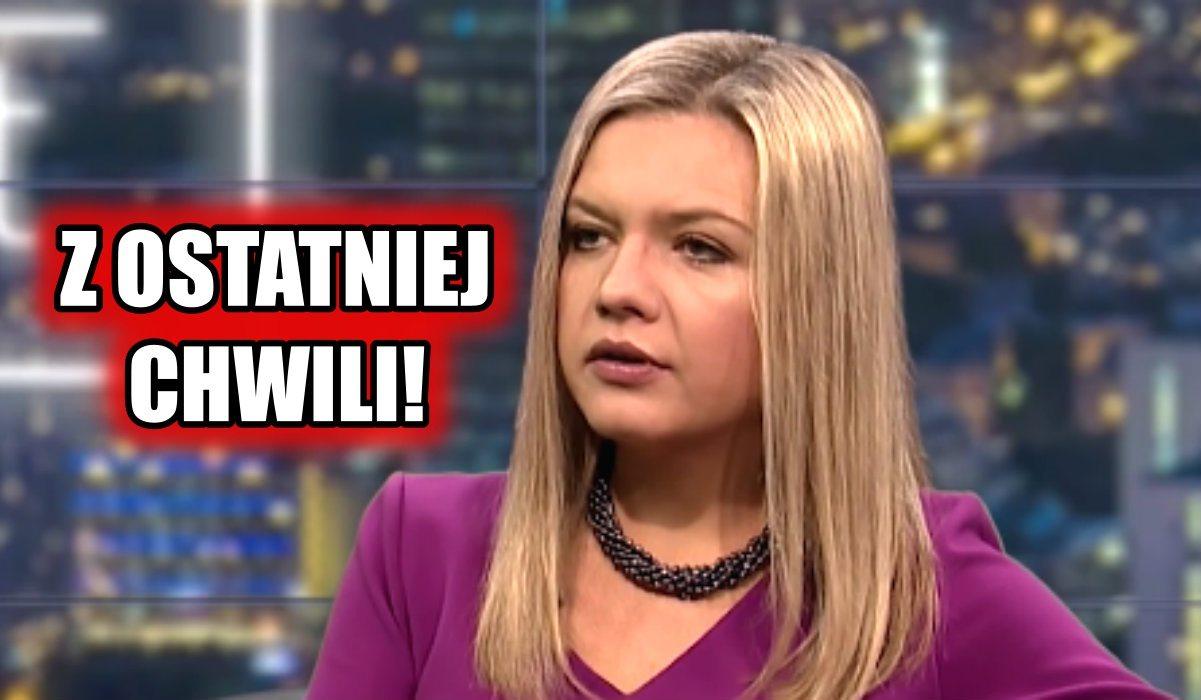 Trzęsienie ziemi! Małgorzata Wassermann będzie marszałkiem Sejmu, Kuchciński na wylocie