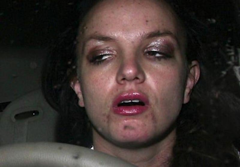 Britney Spears jest na wykończeniu. Uzależnienie ją zabija, nie chce pomocy