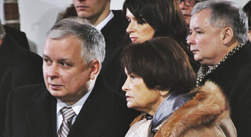 Intymna tajemnica rodzinna Kaczyńskich. Dziś wstydzą się o tym mówić