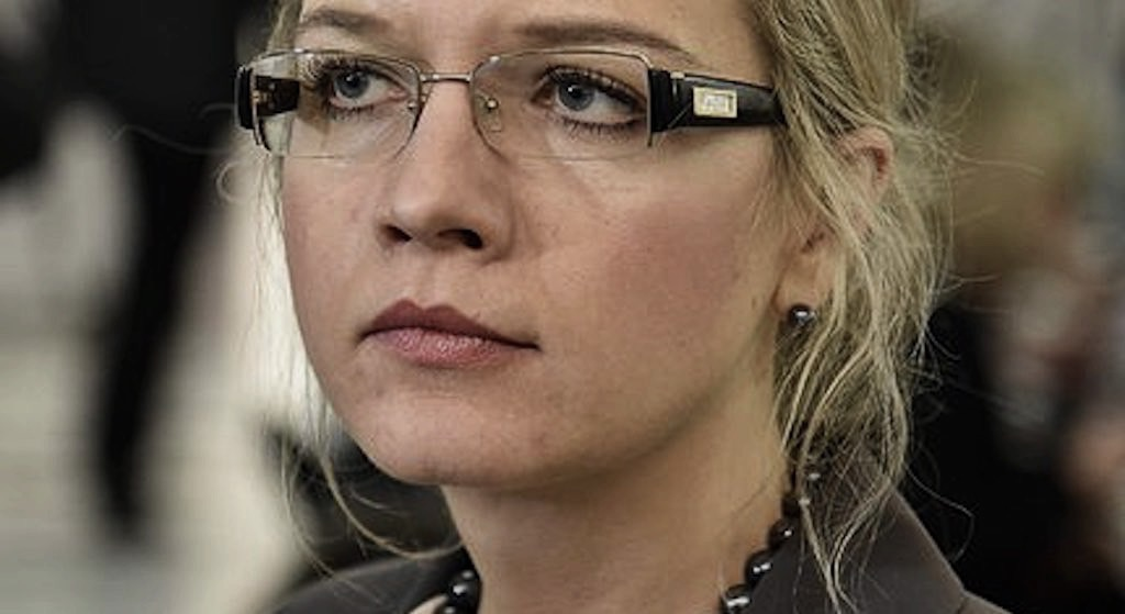 Przestraszona Wassermann tłumaczy się publicznie. Spotkała ją ogromna agresja