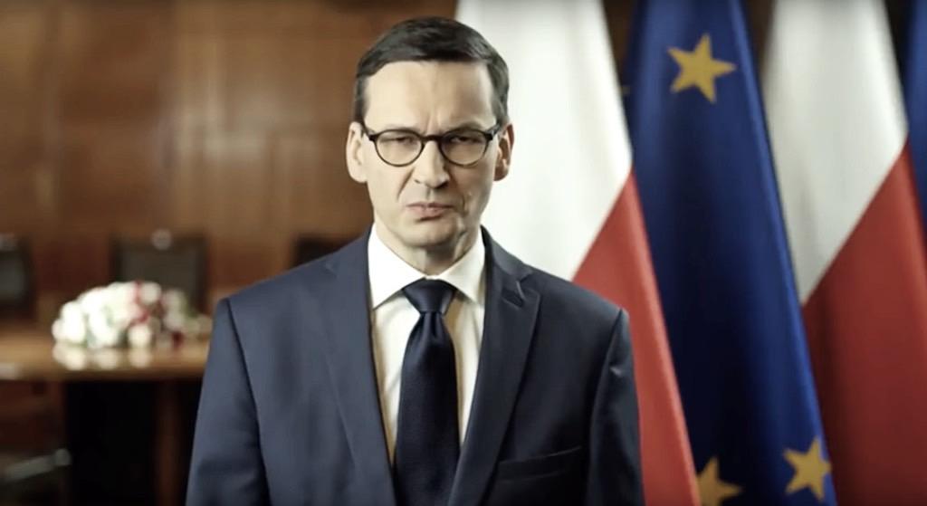 Ośmieszony Morawiecki chwali się sukcesem. Polska pośmiewiskiem w UE