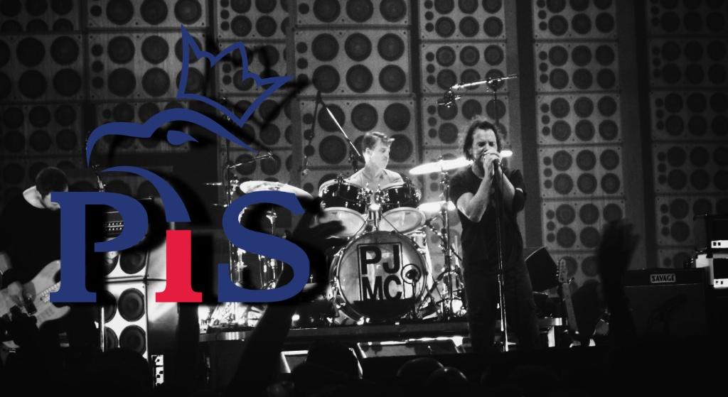O tym mówi cały świat! Pearl Jam zaatakował PiS ze sceny, NIESAMOWITE
