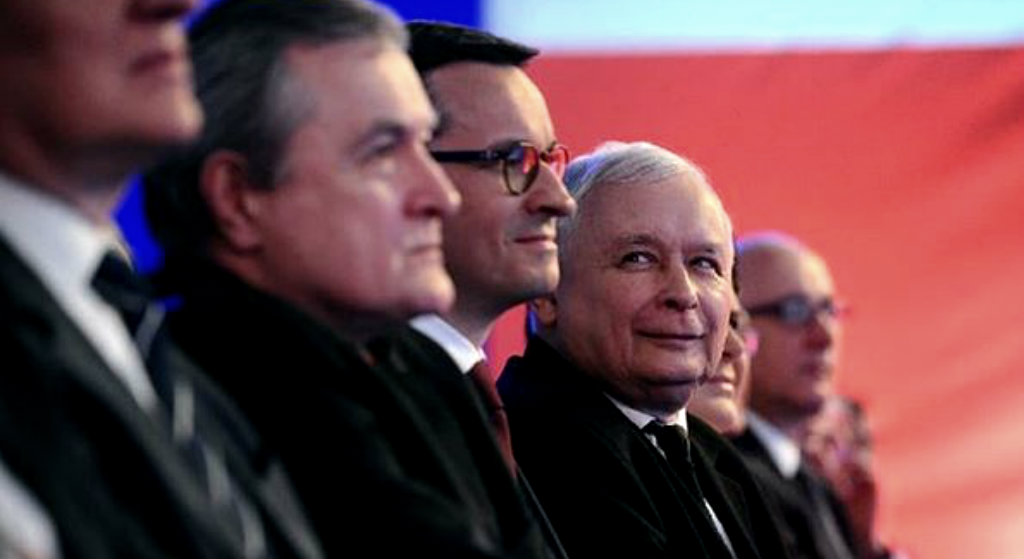 Tajna narada PiS! Ujawniono szczegóły spotkania na Nowogrodzkiej