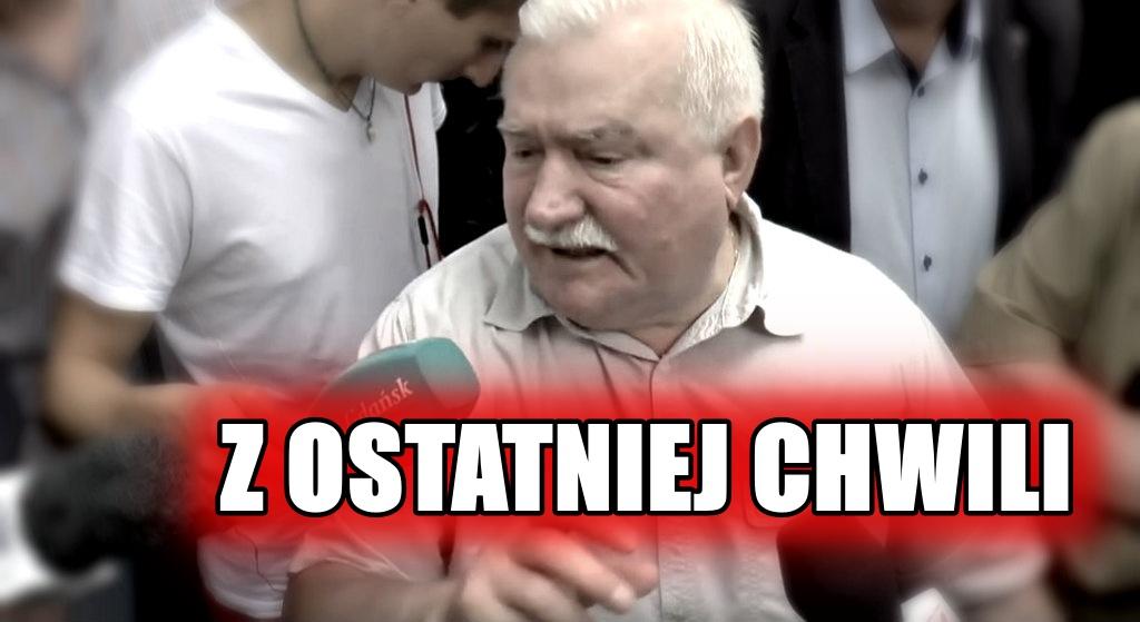 Wałęsa spotka się z Kaczyńskim? Zapowiada szturm na siedzibę PiS