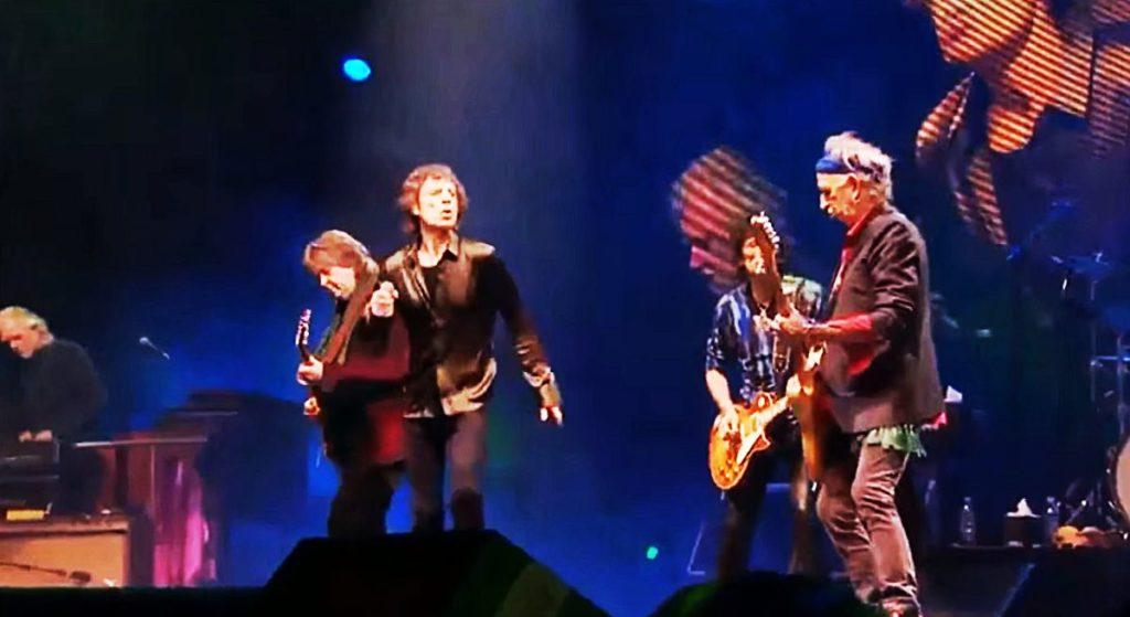 Rolling Stones odpowiedzieli Wałęsie! Po polsku, przed tysiącami ludzi