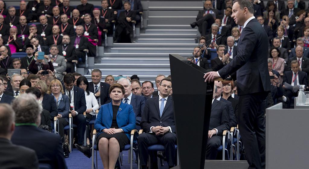 Kobla: To nie Andrzej Duda przegrał grę o referendum