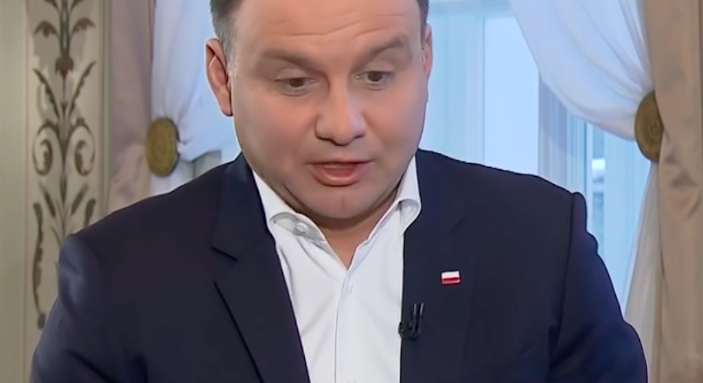 Andrzej Duda. Beata Szydło