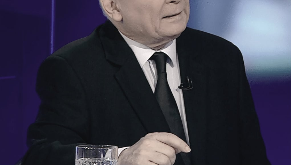 Widzowie TVP przerażeni wyglądem Kaczyńskiego. Dowodzi, że jest z nim bardzo źle