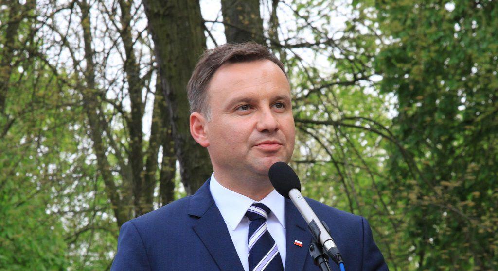 """Andrzej Duda w żałobie. """"Wiadomość o śmierci"""""""
