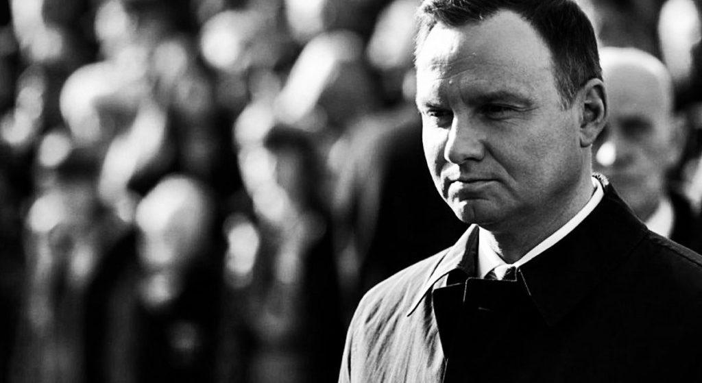 Żałoba w pałacu prezydenckim. Andrzej Duda załamany