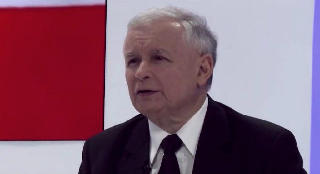 """Szokujący atak na Kaczyńskiego. """"Modlimy się, żebyś ZDYCHAŁ w męczarniach"""""""