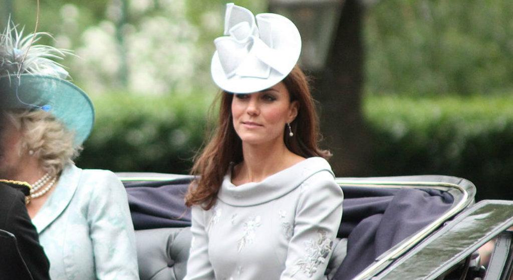 Cały świat patrzył! Niesamowite spotkanie Kate Middleton i Lecha Wałęsy