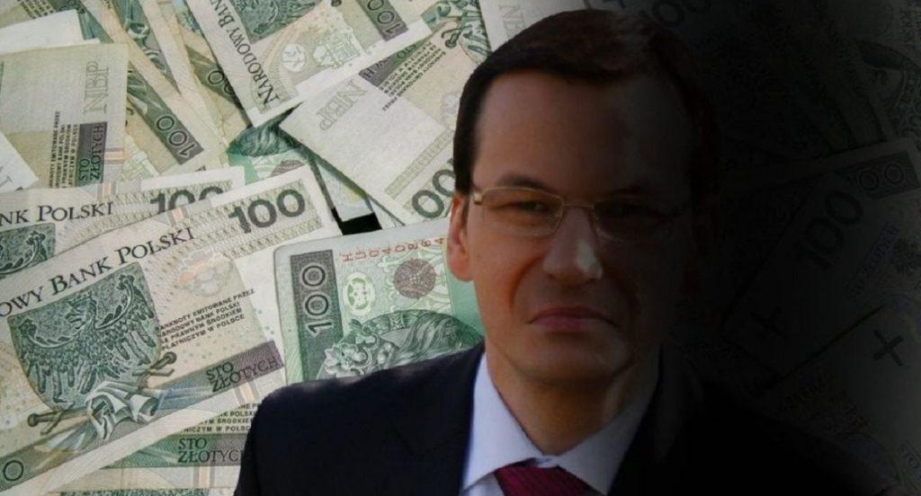 Polacy będą mieć wyższe pensje? Wystarczy jeden podpis Morawieckiego