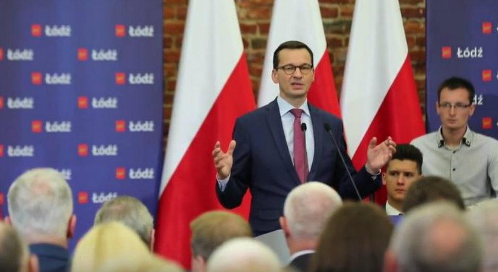 Szarpanina na spotkaniu z Morawieckim! Premiera wryło