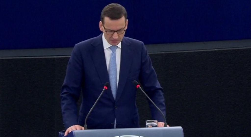Historyczna kompromitacja! Morawiecki upokorzony w Parlamencie Europejskim