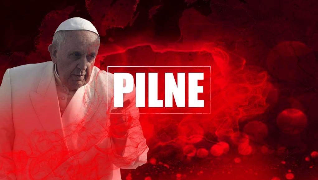 OFICJALNE: Watykan właśnie atakuje PiS bez litości! Cały świat na to patrzy, niewiarygodne