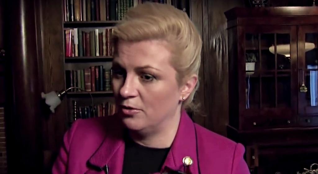 Brudne sekrety Prezydent Chorwacji. Aż trudno uwierzyć, gdy się na nią patrzy