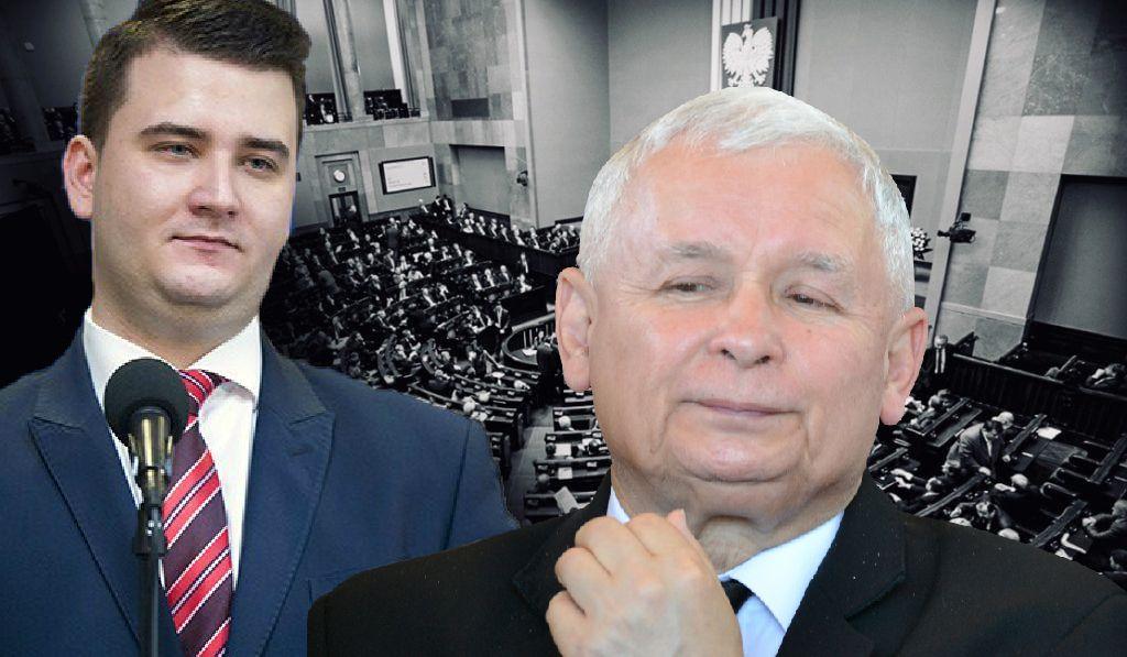 Misiewicz ujawnia prawdę o Kaczyńskim. Co na to prezes?