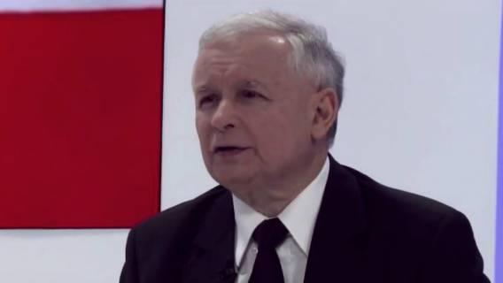 Szokujący atak na Kaczyńskiego.