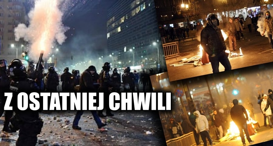 Gigantyczne zamieszki w Europie! Setki rannych, tysiące na ulicach