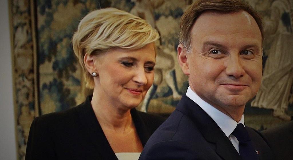 """Agata Duda w rozpaczy. """"Nikt tak nie rozczarował Polaków"""""""