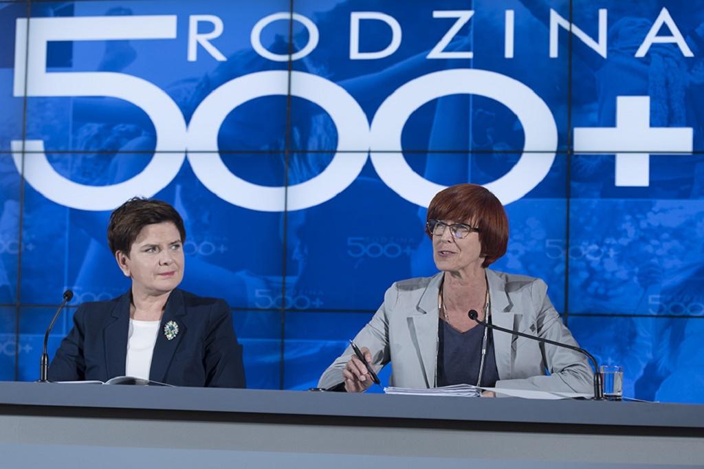 500+ już nie dla wszystkich! Rafalska ujawnia, którzy Polacy je stracą