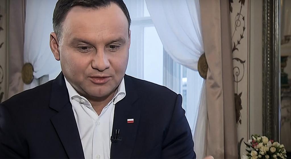Andrzej Duda ma kłopoty! Pociągnie za sobą całe PiS