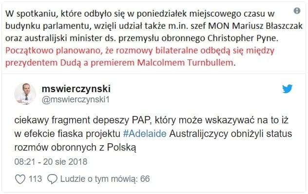Andrzej Duda - Australia