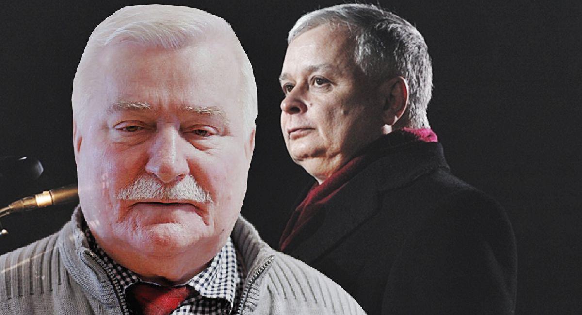 Kaczyńscy są winni katastrofy smoleńskiej?! Lech Wałęsa ujawnia