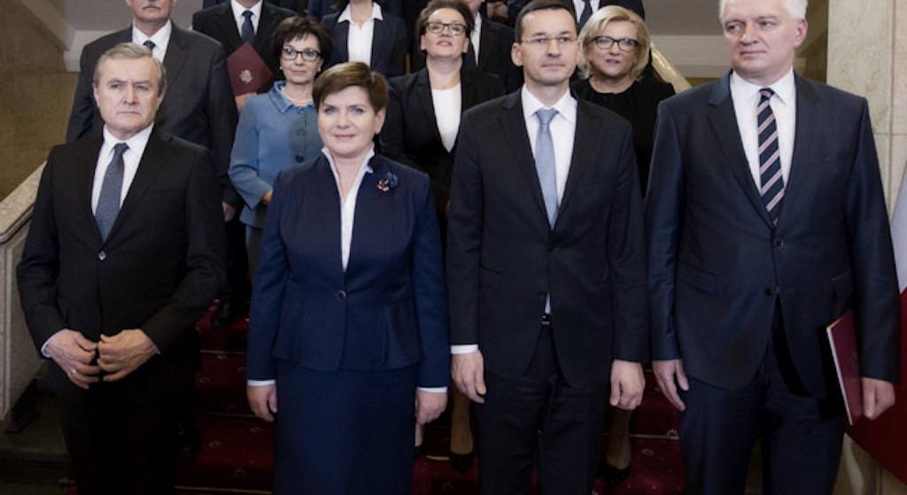 Anna Zalewska i rząd PiS
