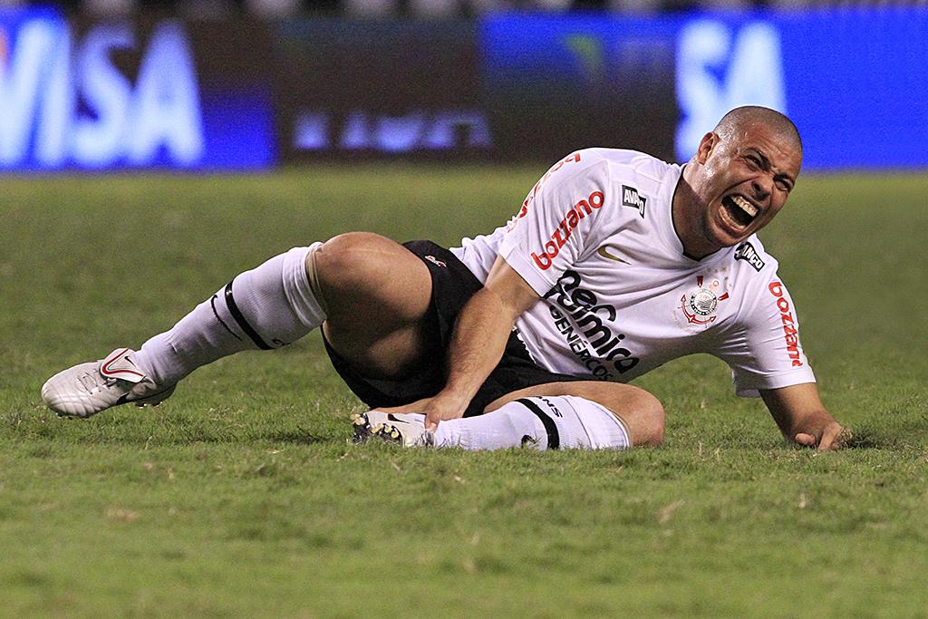 Ronaldo trafił do szpitala. Wylądował na oddziale intensywnej terapii