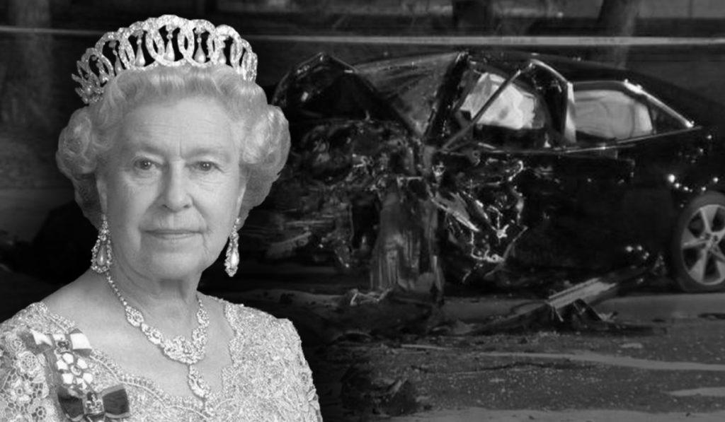 Tragiczny wypadek samochodowy. Elżbieta II w żałobie