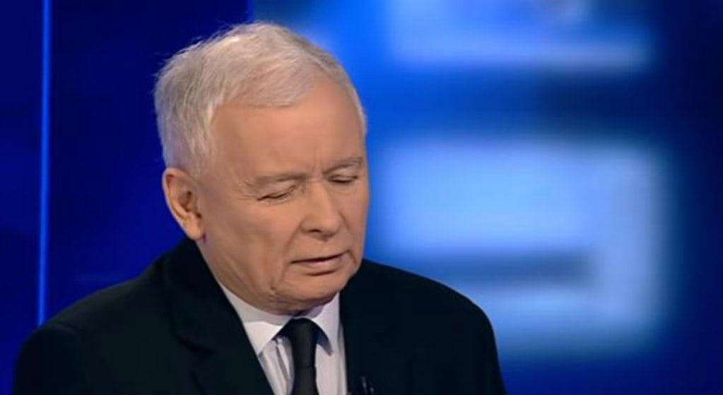 Z Kaczyńskim znowu źle?! Prezes zniknął, wysłał tylko list