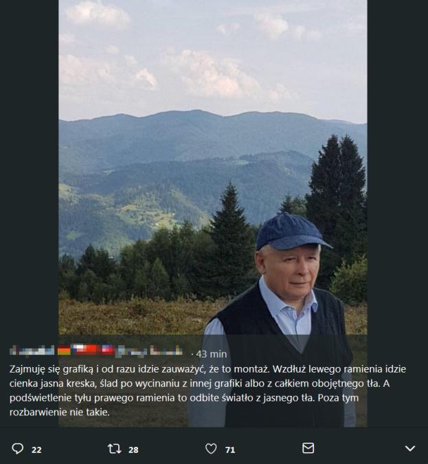 Jaroslaw Kaczynski in the mountains, what Jaroslaw Kaczynski really is ill, Jaroslaw Kaczynski, pancreatic cancer, Jaroslaw Kaczynski on oncology in Bydgoszcz