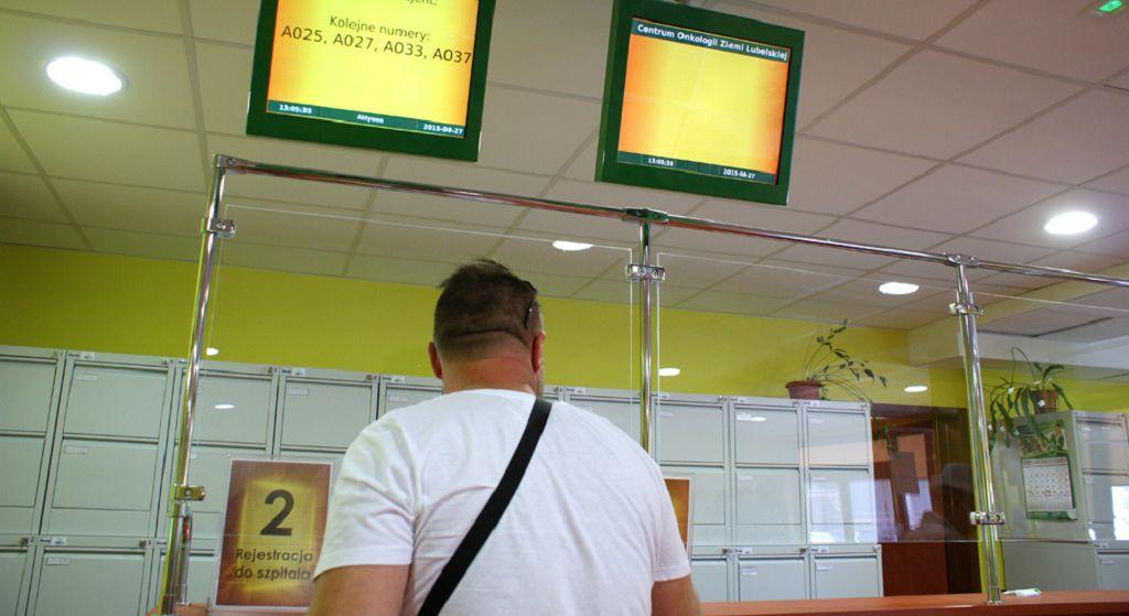Zaborowski: Jak pacjenci sami tworzą kolejki do lekarzy