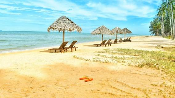 Plaża i ocean