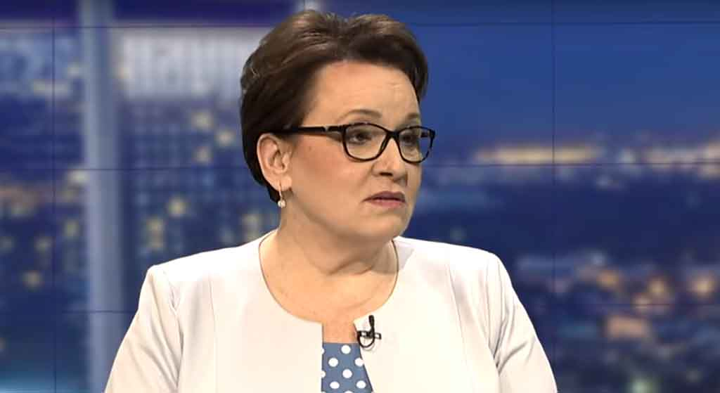"""Anna Zalewska zaatakowana przez gwiazdora. """"Niech się pani p***dolnie w łeb"""""""