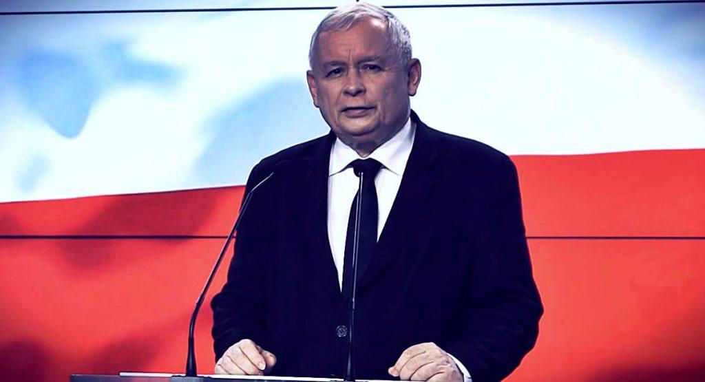Wiedzieliśmy! Ujawniono kobietę Jarosława Kaczyńskiego, która rządzi jego życiem