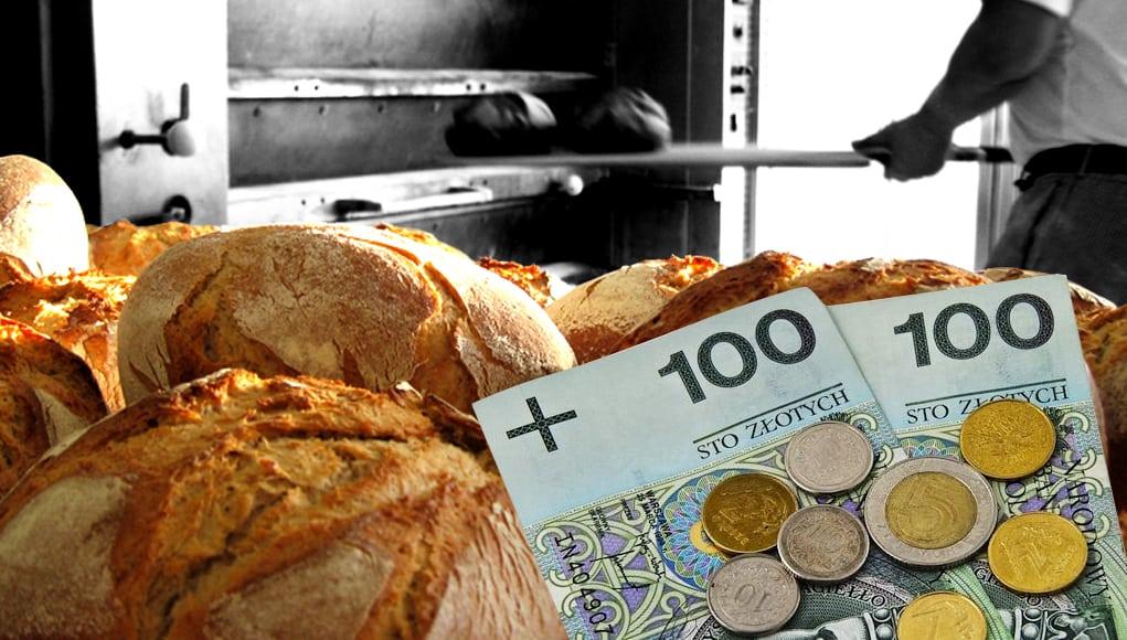 Za chleb i bułki będziemy płacić jak za zboże! Ceny galopują, nawet 10 zł za bochenek!