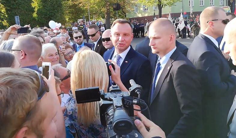 Andrzej Duda wywołał skandal! Oburzająca reakcja prezydenta