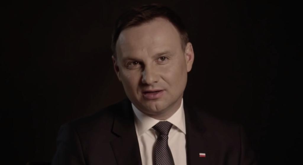 Andrzej Duda nie ma łatwo. Skrytykowała go nawet światowej sławy modelka