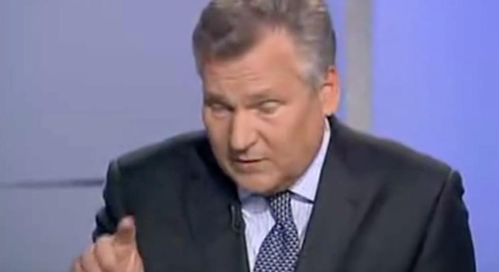 Aleksander Kwaśniewski: Już nie piję wódki!