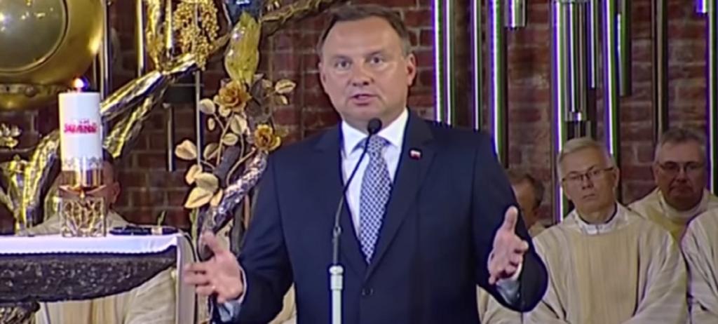 Katastrofalna wpadka rzecznika Andrzeja Dudy. Eksperci załamują ręce
